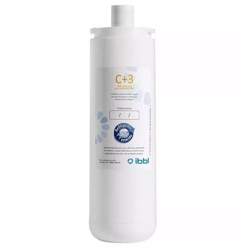 Refil para filtros purificadores ibbl fr600 atlantis pfn2000