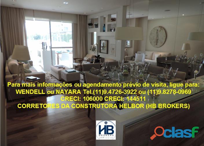Oportunidade Apartamento 94 m 3 dorms 1 suíte 2 vagas Trilogy Home SBC