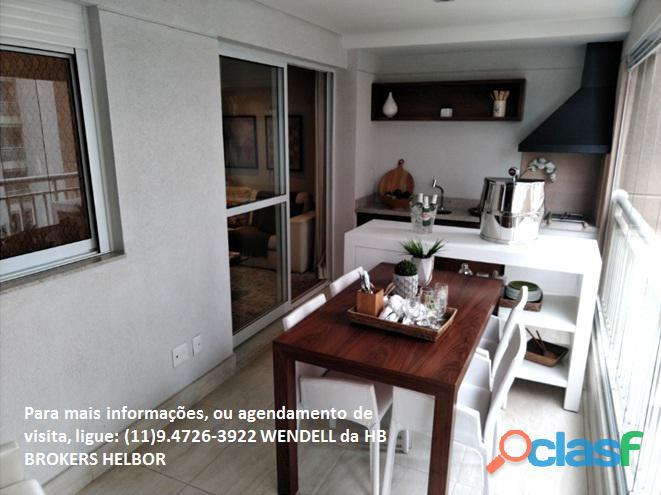 Oportunidade Apartamento 94 m 3 dorms 1 suíte 2 vagas Trilogy Home SBC 1