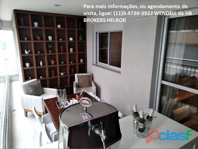 Oportunidade Apartamento 94 m 3 dorms 1 suíte 2 vagas Trilogy Home SBC 2