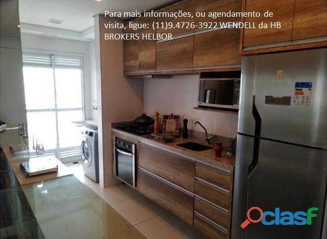 Oportunidade Apartamento 94 m 3 dorms 1 suíte 2 vagas Trilogy Home SBC 3