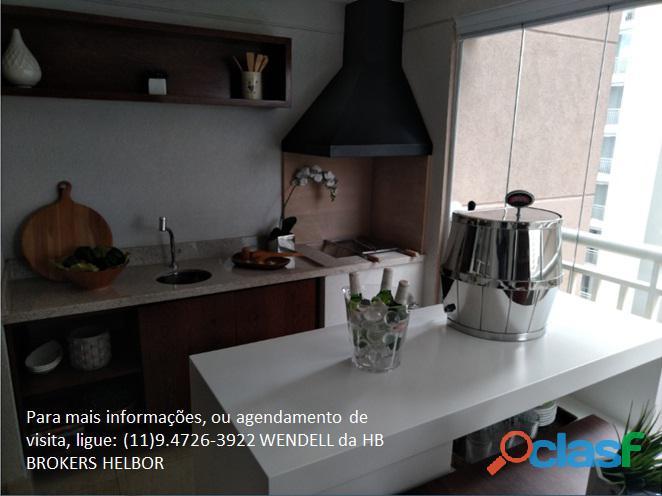 Oportunidade Apartamento 94 m 3 dorms 1 suíte 2 vagas Trilogy Home SBC 5