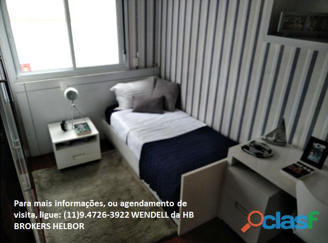 Oportunidade Apartamento 94 m 3 dorms 1 suíte 2 vagas Trilogy Home SBC 6