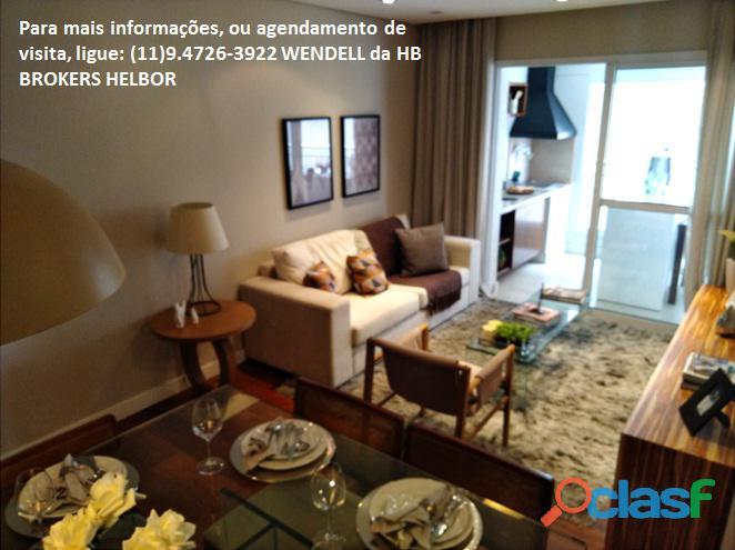 Oportunidade Apartamento 94 m 3 dorms 1 suíte 2 vagas Trilogy Home SBC 7
