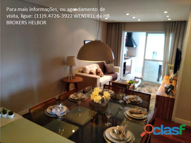 Oportunidade Apartamento 94 m 3 dorms 1 suíte 2 vagas Trilogy Home SBC 8