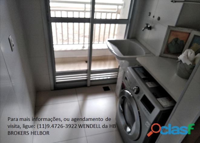 Oportunidade Apartamento 94 m 3 dorms 1 suíte 2 vagas Trilogy Home SBC 9