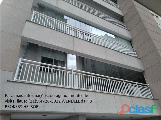 Oportunidade Apartamento 94 m 3 dorms 1 suíte 2 vagas Trilogy Home SBC 12