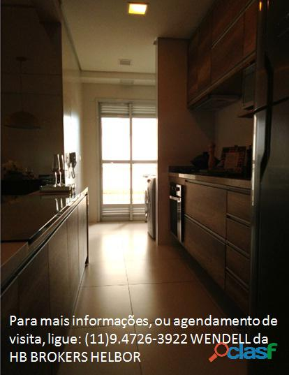 Oportunidade Apartamento 94 m 3 dorms 1 suíte 2 vagas Trilogy Home SBC 14