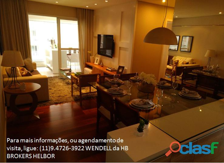 Oportunidade Apartamento 94 m 3 dorms 1 suíte 2 vagas Trilogy Home SBC 15