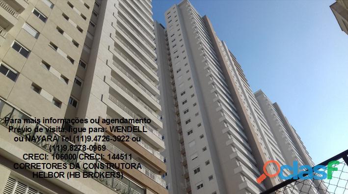 Oportunidade Apartamento 94 m 3 dorms 1 suíte 2 vagas Trilogy Home SBC 17