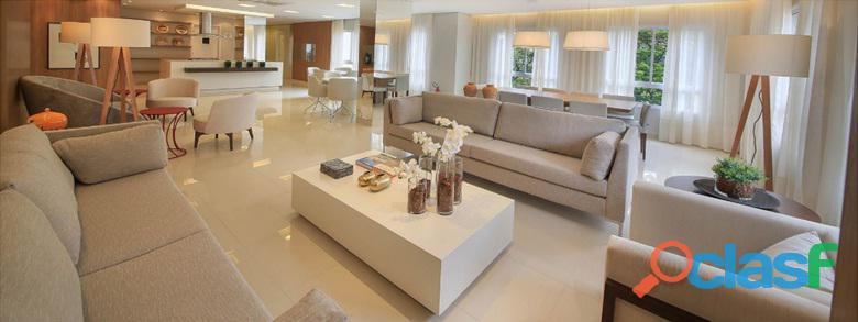Torre única Apartamento com 96 m 3 dorms 1 suíte 2 vagas Ideale SBC 2