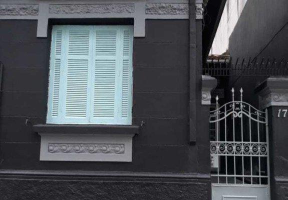 Casa p/ locação à r. fdo de albuquerque, 171 (entre