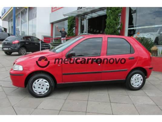 Fiat palio edx 1.0 mpi 4p 2003/2003