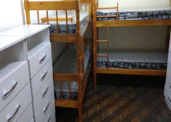 Pensão na vila leopoldina aluga vagas em quartos