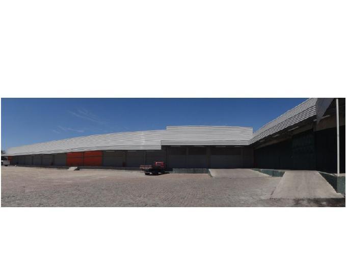Galpão de 1740 m² para locar centro logístico ayrton