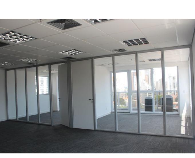 Laje comercial com 232 m² no edifício faria lima offices