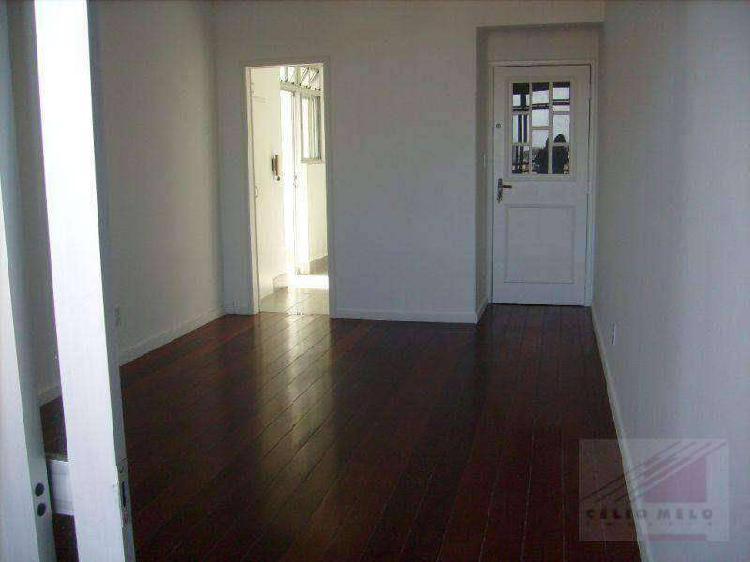 Apartamento, santa teresa, 2 quartos, 1 vaga