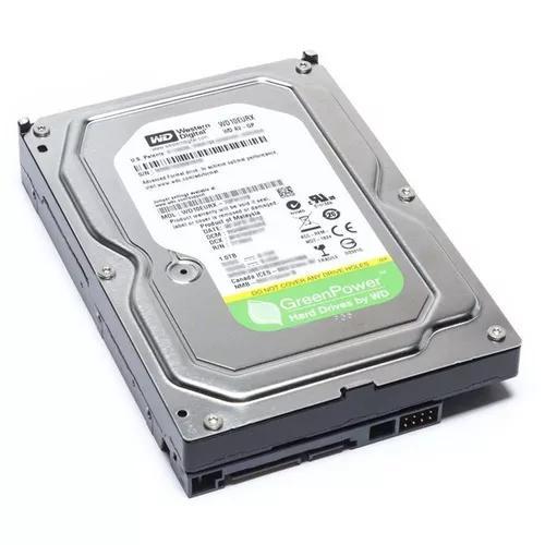 Hd interno 1tb western digital wd10eurx 3.5 green power