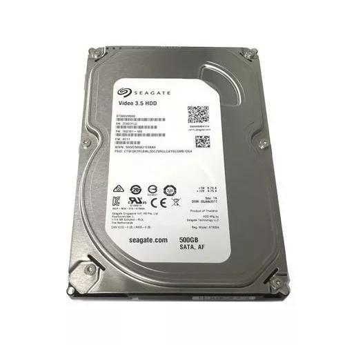 Hd seagate 500-gb sata 3.5 computador novo!!!