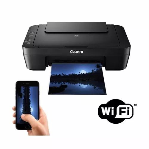 Impressora multifuncional canon mg3010 w c/ cartucho+ nf-e