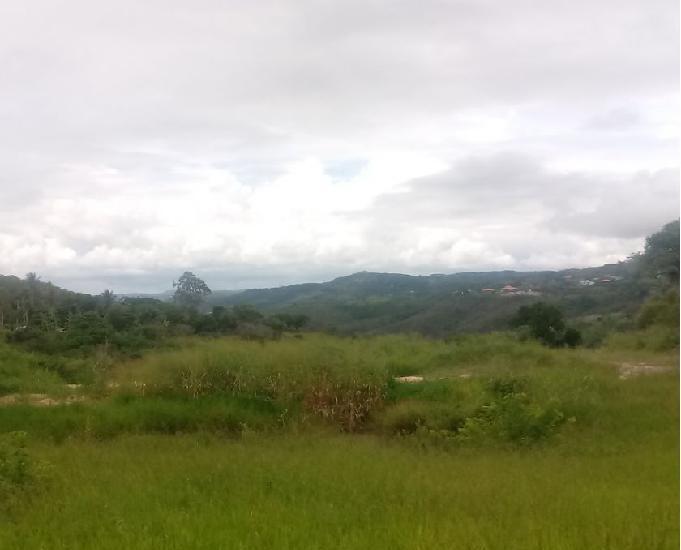 Rea de 8 hectares para loteamento