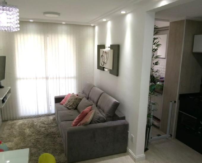 Apartamento 2 dormitórios,1 vaga. pronto para morar.