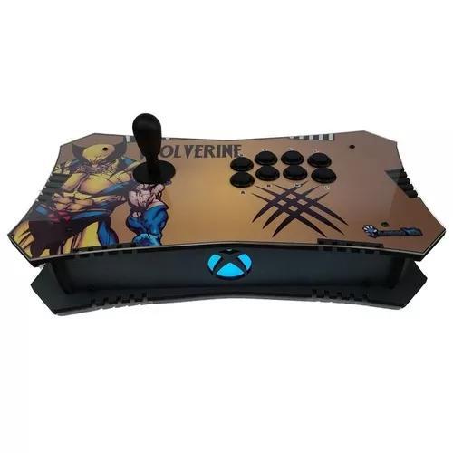 Controle arcade xbox one - wolverine - envio imediato