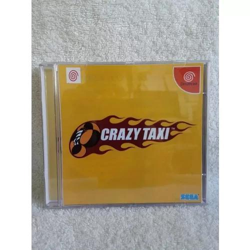 Crazy taxi para dreamcast - patch