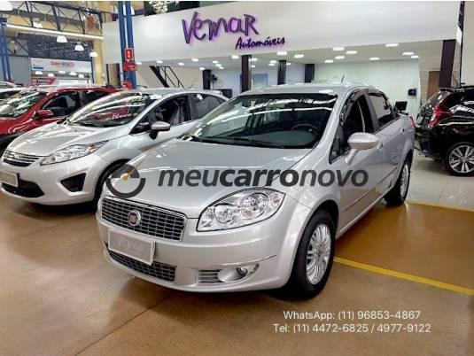 Fiat linea 1.9/hlx 1.9/1.8 flex dualogic 4p 2010/2010