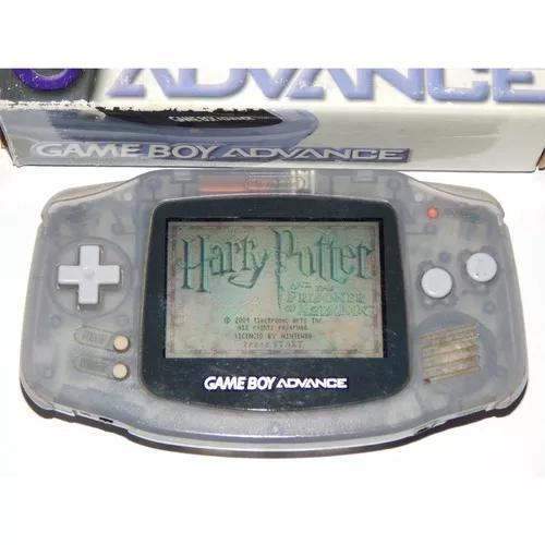 Game boy advance + caixa e manual