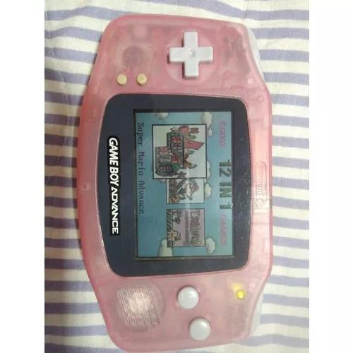 Gba game boy advanced rosa