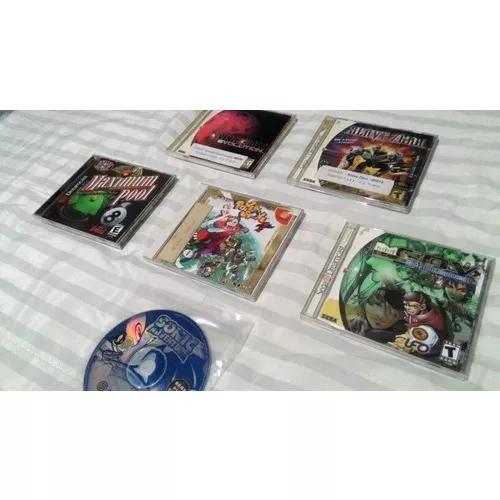 Jogos originais para dreamcast
