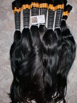 Cabelos humano para mega hair