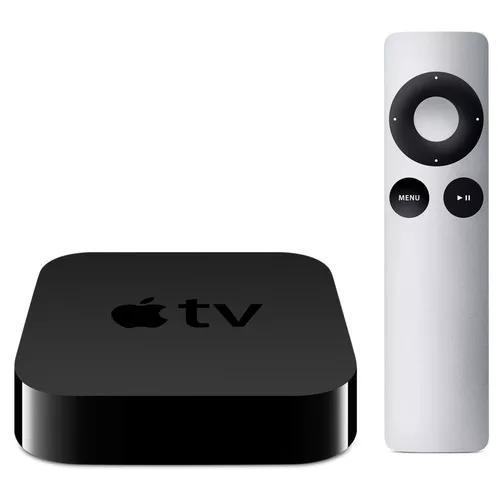 Apple tv 3 geração-full hd promoção! controle original.