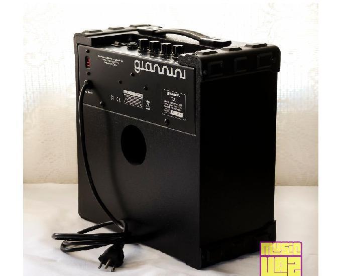 Cubo amplificador 20w rms guitarra g20 giannini