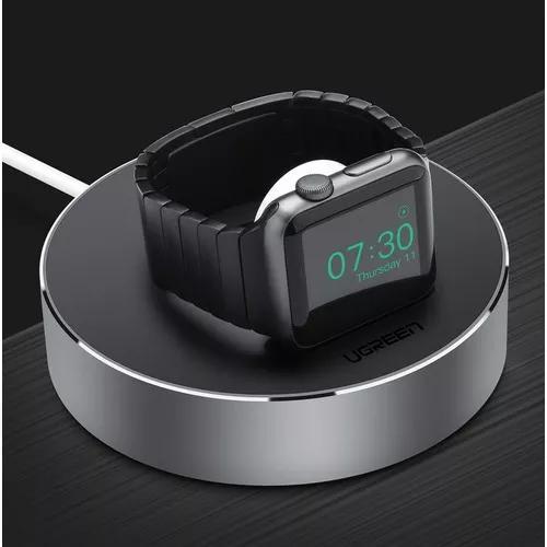 Dock Base Ugreen Suporte Carregador Apple Watch Series 1 2 3