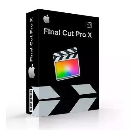Final cut pro x 10.4.6 + motion 5.4.1+ compressor 4.4.1