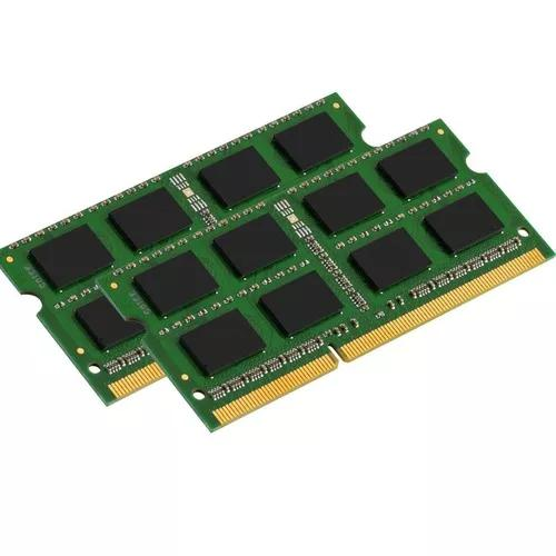 Kit 8gb (2x4gb) ddr3 1066/1067mhz p/ apple imac 2009