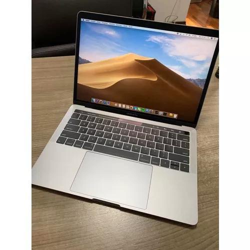 Macbook pro thouchbar 13p - único dono - pouco uso -