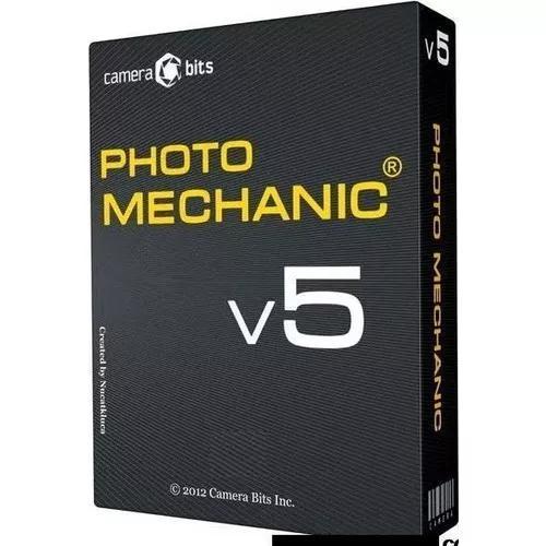 Photo mechanic 5 win ou mac - 2018 atualizado!