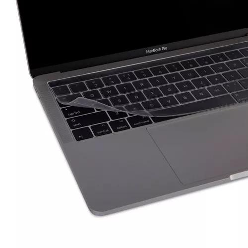 Proteção película teclado macbook pro touch bar 13/15