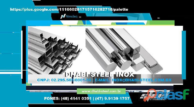 Aço inox em chapas, bobinas, slitters, tiras, laminados em geral   dhabi steel