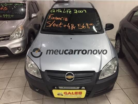 Chevrolet celta life 1.0 mpfi vhc 8v 3p 2008/2009