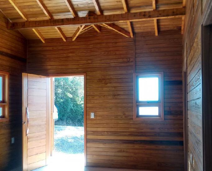 Chácara em condomínio 3.735 m² - lomba grande - novo
