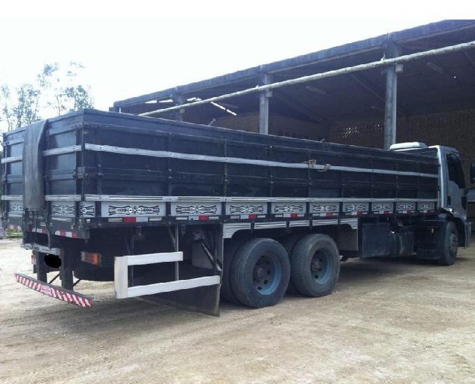 Ford cargo 2422 6x2 2012