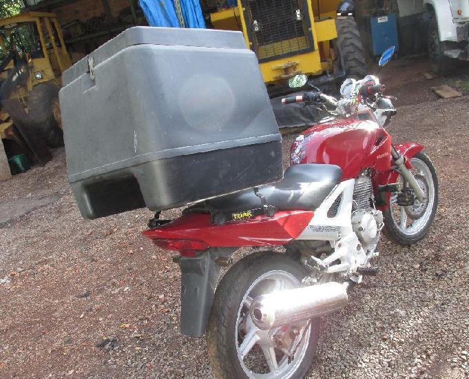 Moto lindona honda cbx 250 twister