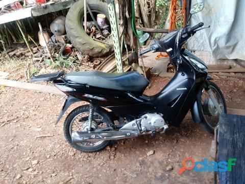 Honda biz 125 es 125 es 2011 20011 novissima   2011