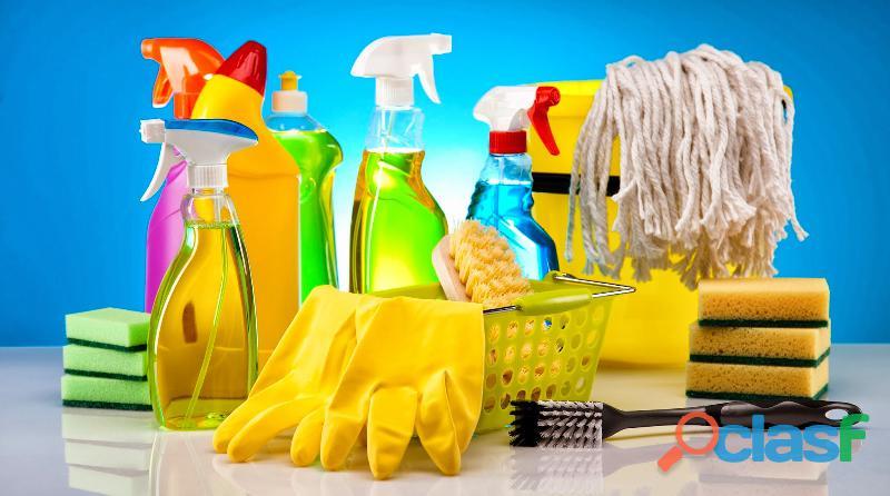 Procuro emprego de auxiliar de limpeza