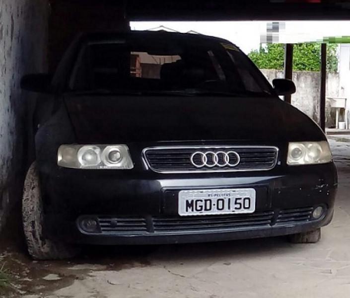 Audi a3 - barbada