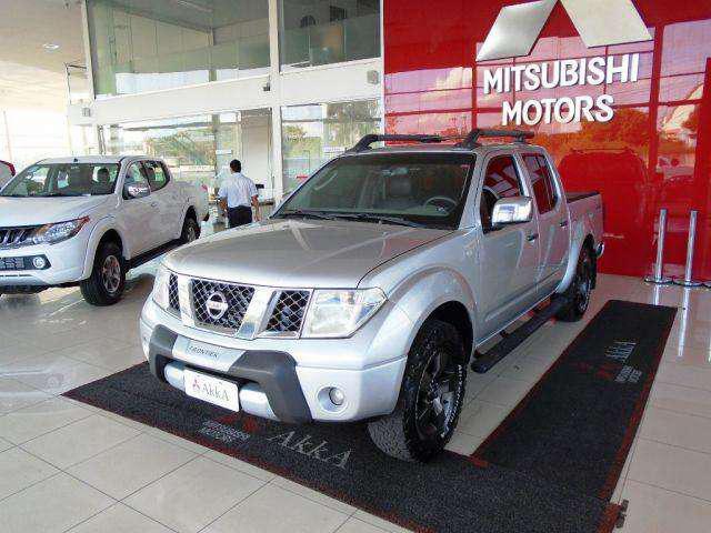 Nissan frontier le cd 4x4 2.5 tb diesel mec.